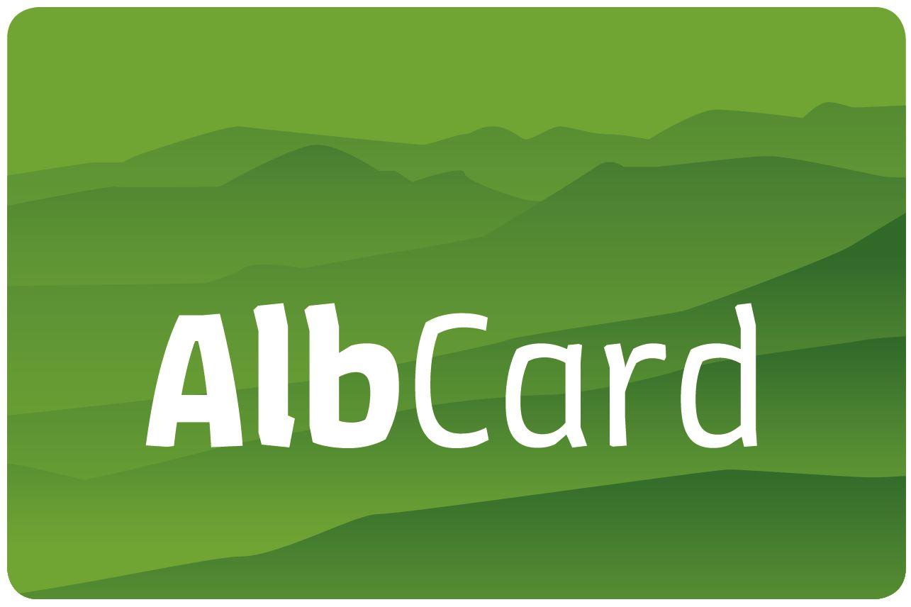 Jetzt AlbCard sichern!